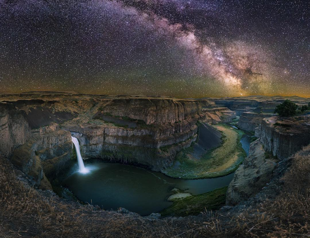 Grady at Palouse Falls REPOST:...