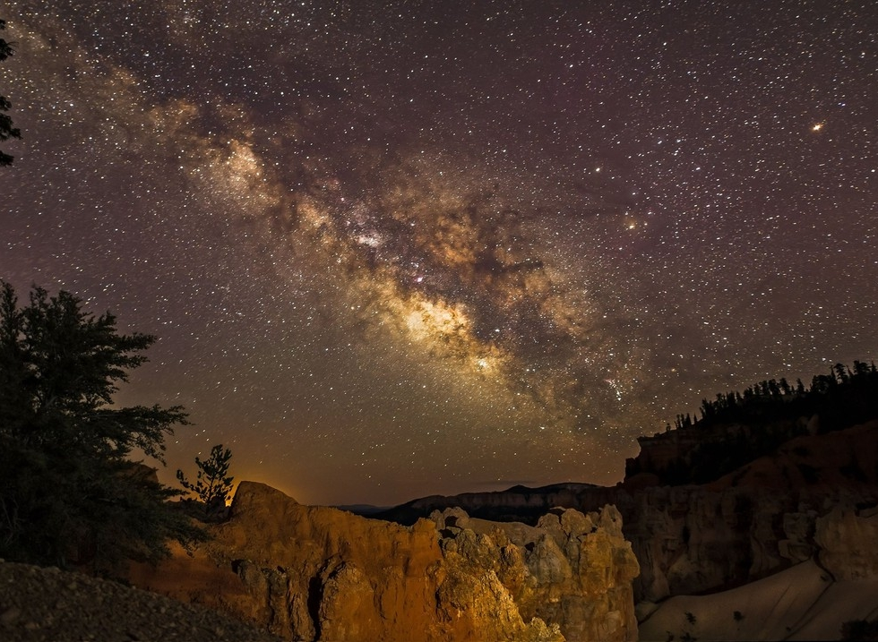Craig Philpott at Bryce Canyon...