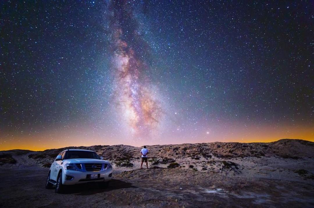 Maher Antares in Fuwairit Qatar...