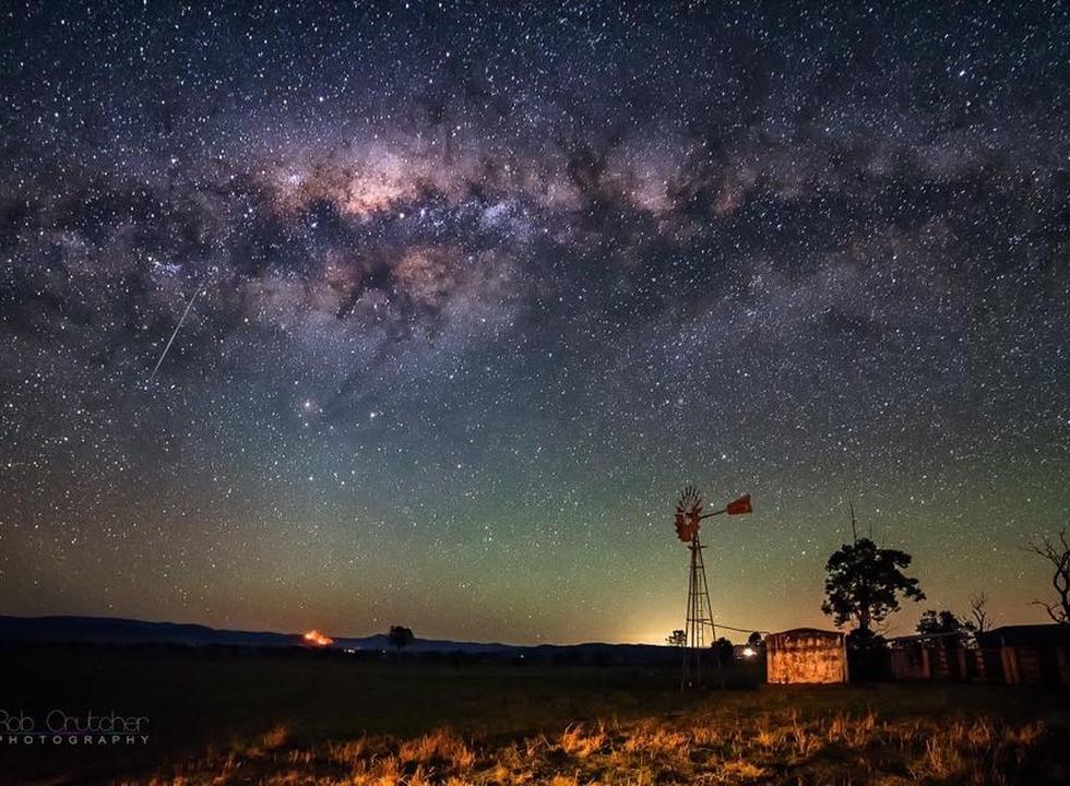 Rob Crutcher in Qld, Australia...