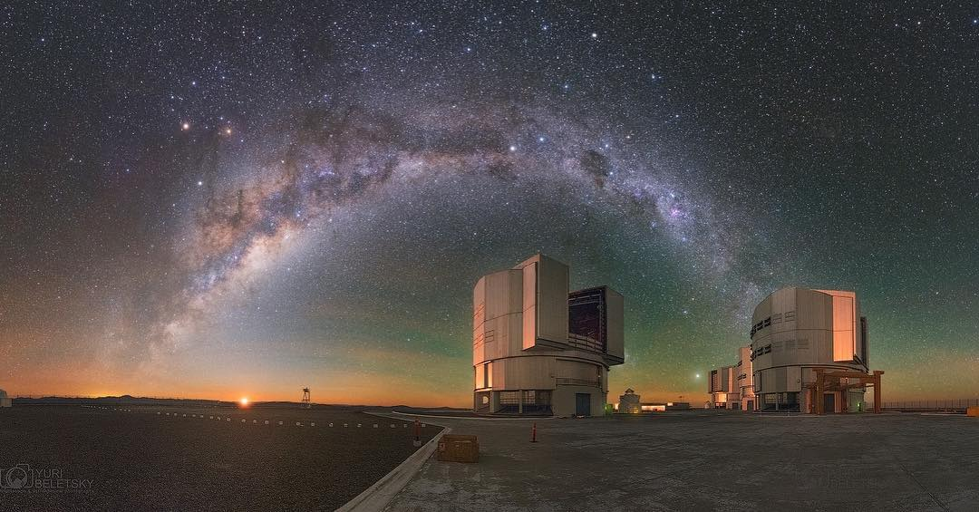 Yuri Beletsky EDP Paranal Observatory...