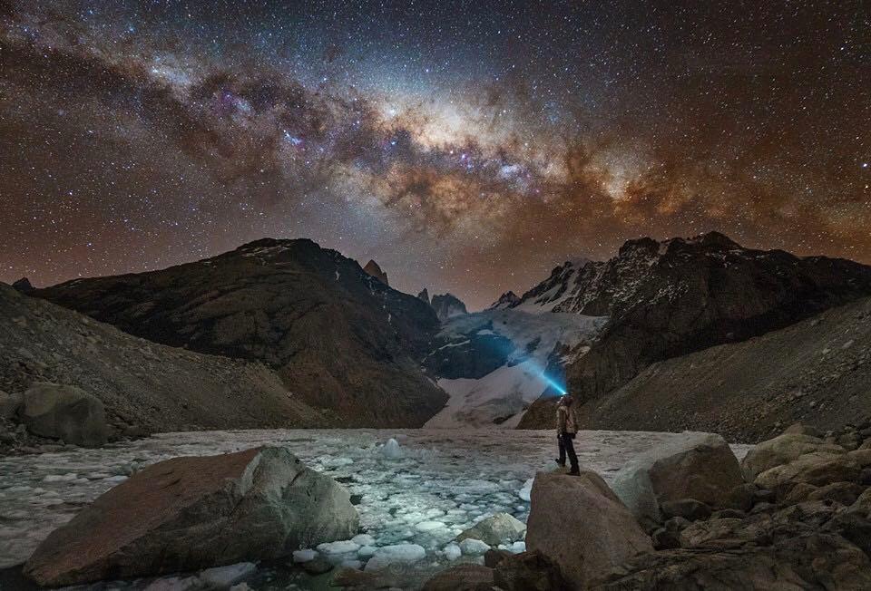 Yuri Zvezdny in Patagonia —...