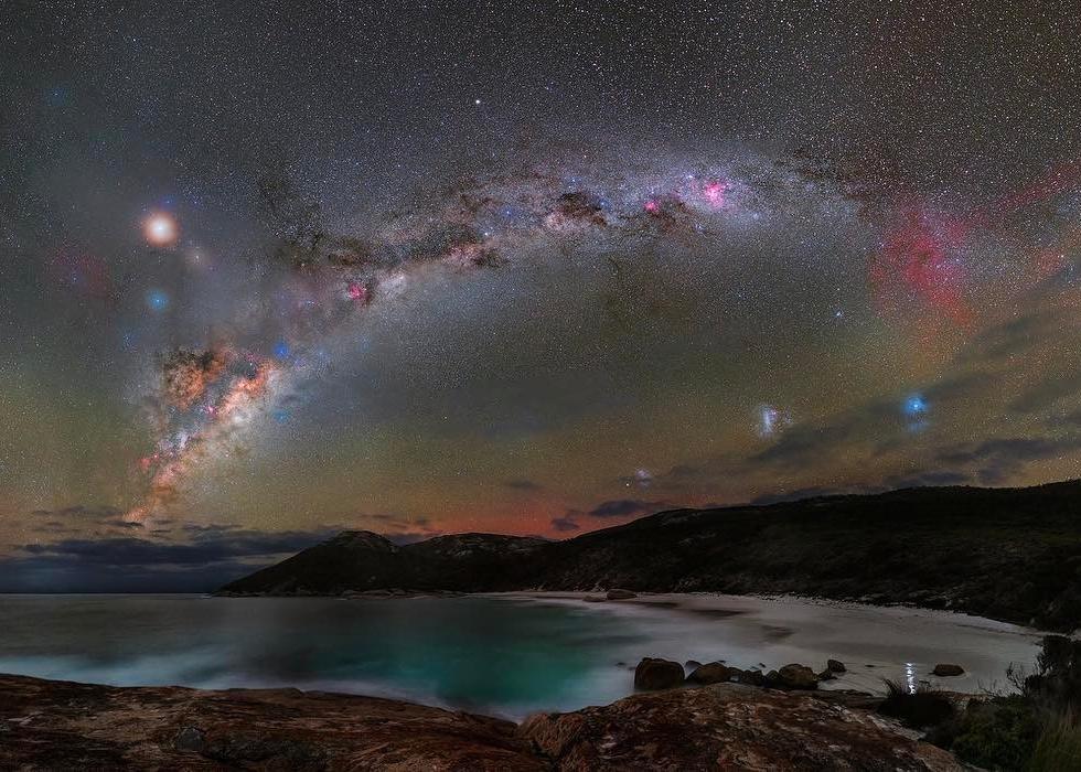 Joshua Bunn in Western Australia...