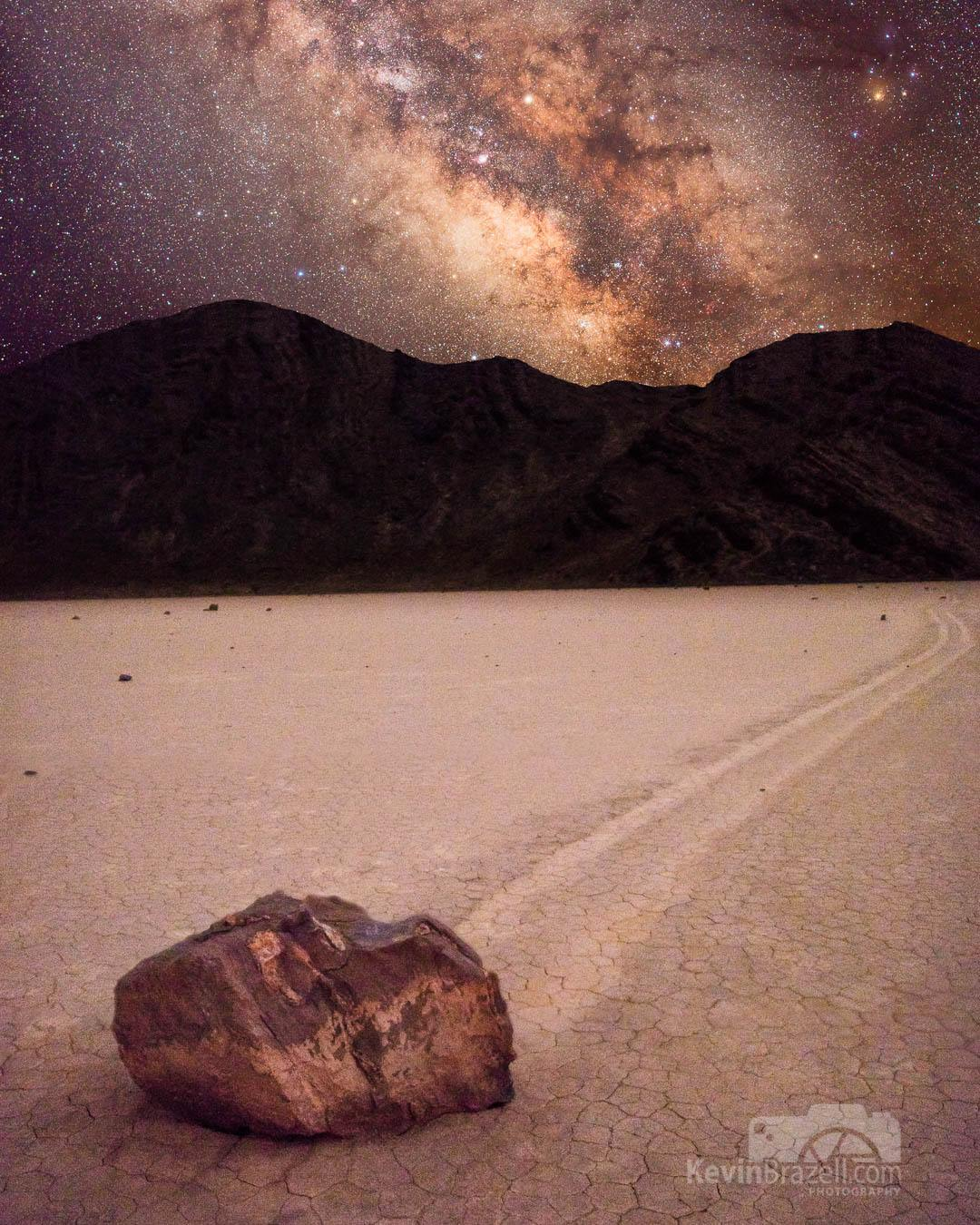 Kevin Brazell at RaceTrack Playa...