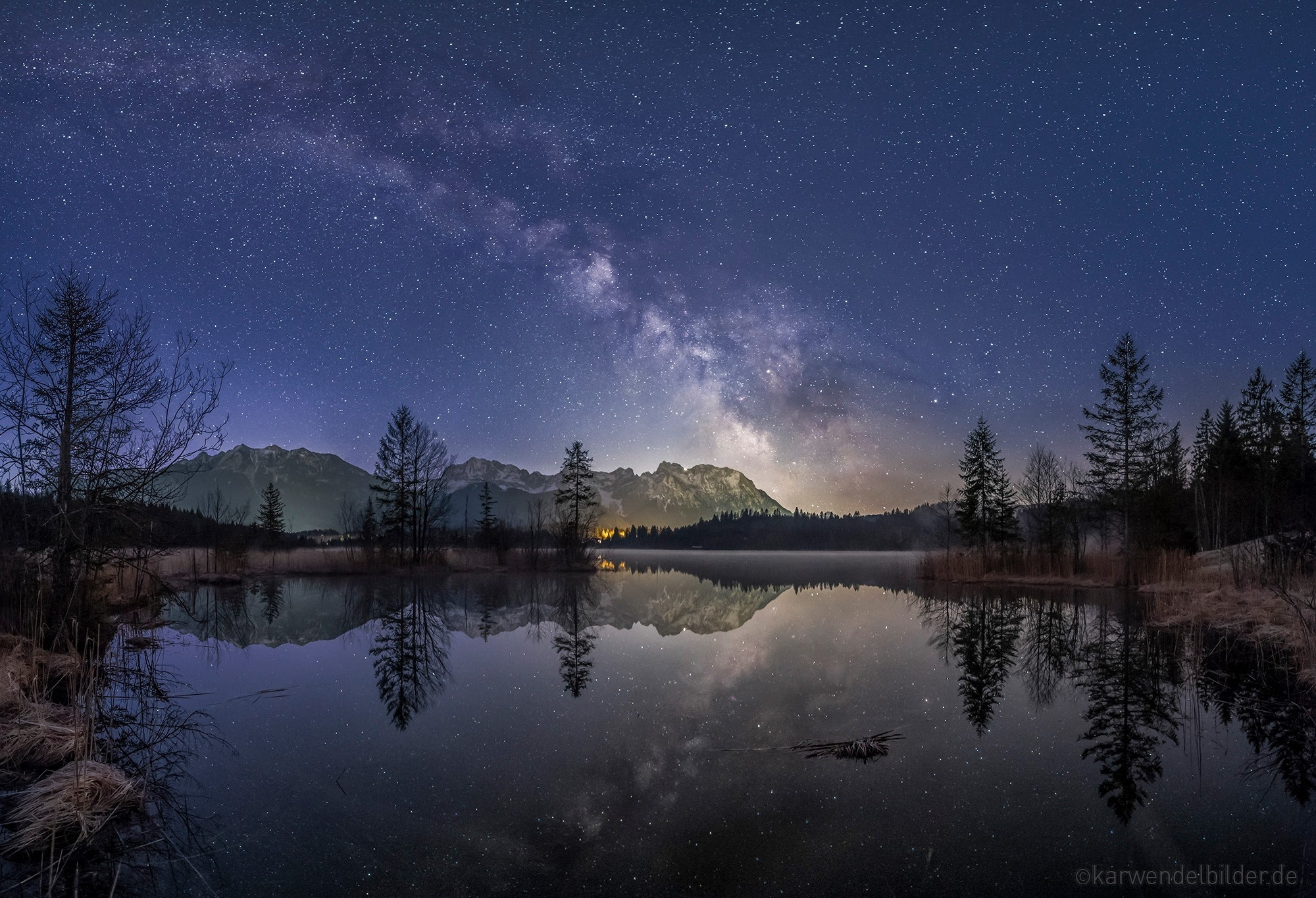 Johannes Holzer at Lake Barmsee...