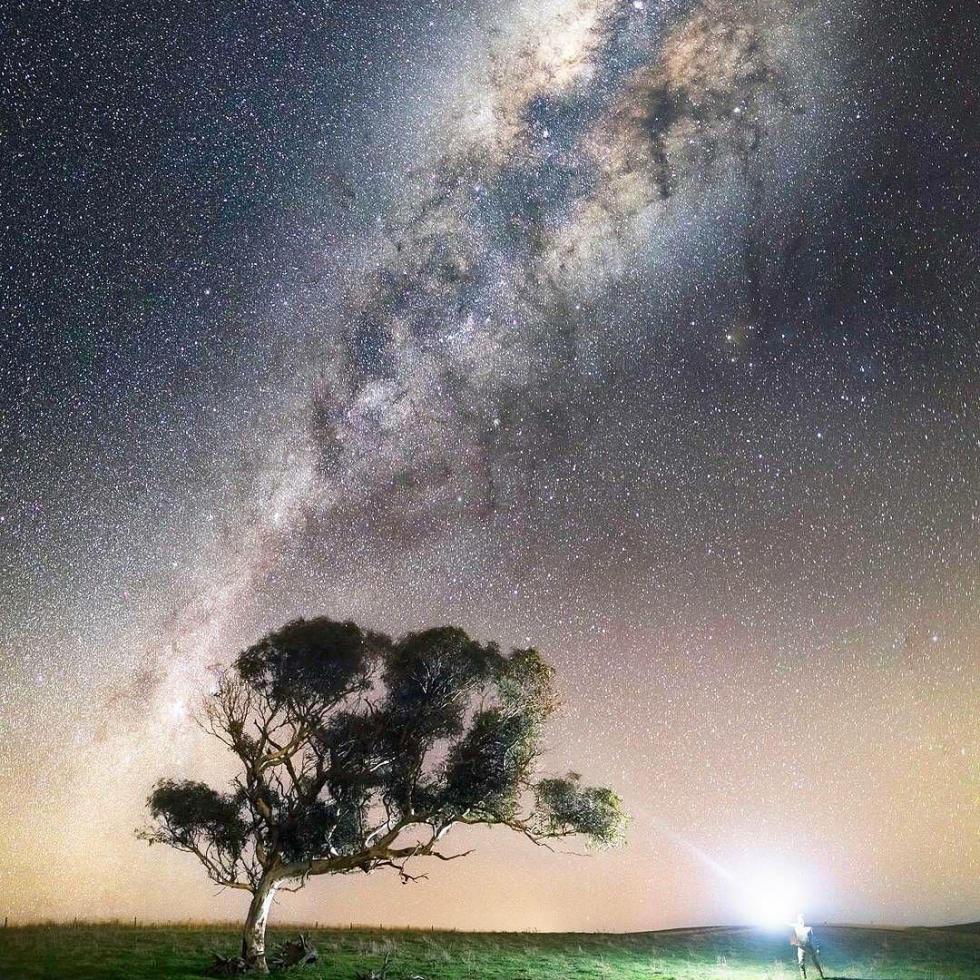 Dannion Hards in South Australia...