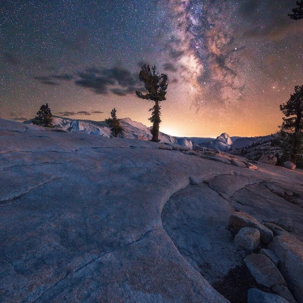 Joshua Crites in Yosemite —...