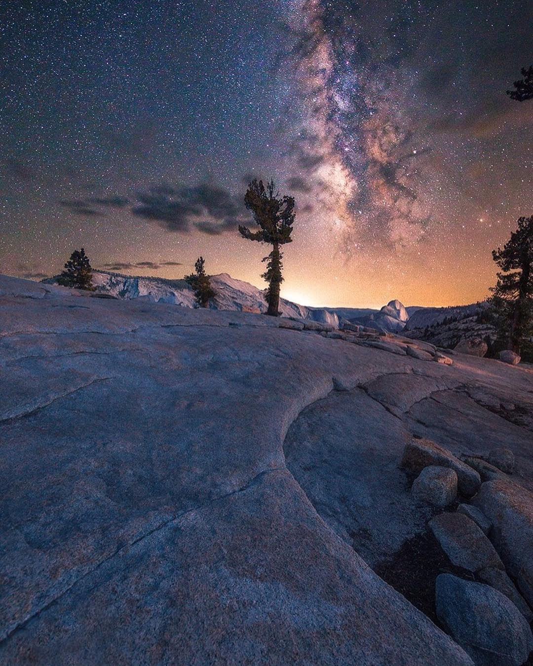 Joshua Crites in Yosemite —...