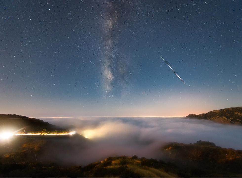 Moon Kyong in Malibu CA...