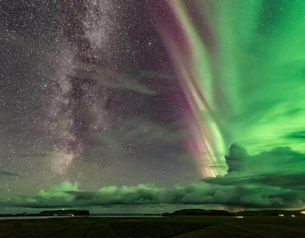 Chirag Upreti in Vick Iceland...