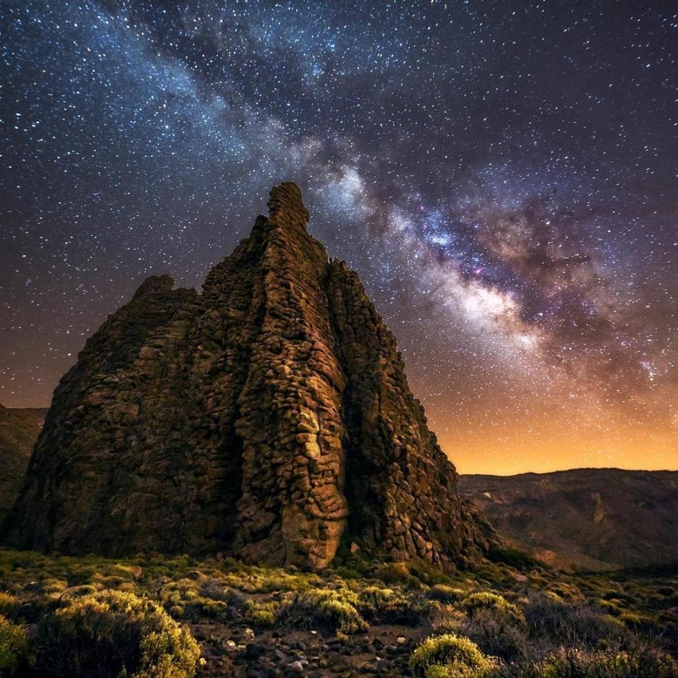 Stefan Liebermann on Tenerife ---...