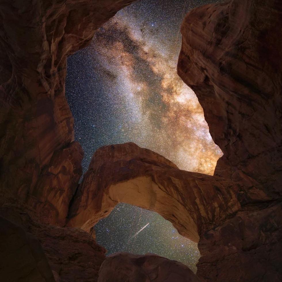 --- Jaxson Pohlman in Arches...
